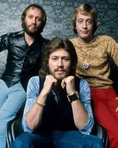 "Bee Gees - ""Night Fever"" 1978."
