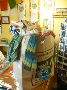 Just getting ready for our bag sale this weekend. Fill up a PJC bag and receive 20% off your purchase!