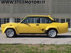 #Fiat #131 #Abarth Classic Italian, Italian Style, Modern Classic, Classic Cars, Fiat 500, Fiat Cars, Fiat Abarth, Steyr, Italian Beauty