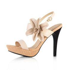 Plateau-Sandalette  kaufen im Online Shop 3Suisses
