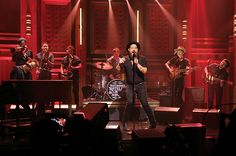 Billboard - How Jimmy Fallon Helped Put Soul Sensations Nathaniel Rateliff & The Night Sweats on the Map