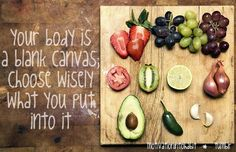 Amen to this! Learn what you should eat: