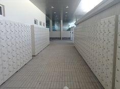 Tủ sắt tại bệnh viện Y Hà Nội
