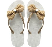 SLIM NATURE. Super cute. You can create your own flip flop.