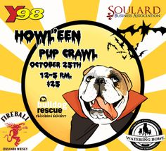 Bring Your Pooch To The Soulard Howleen Pup Crawl