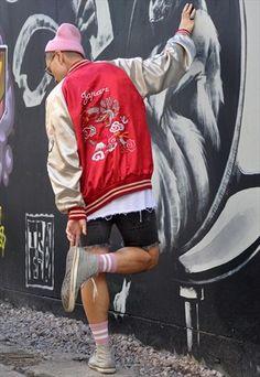 Vintage+Japanese+Dragon+Sukajan+Souvenir+Jacket+