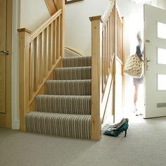Striped Stair Carpets On Pinterest Stair Carpet Stair
