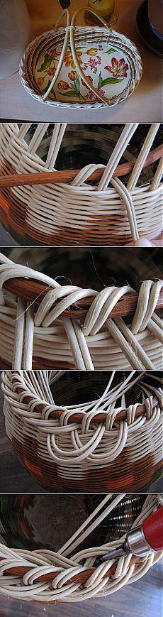 08) обручей затвора - Pedigo и корзины