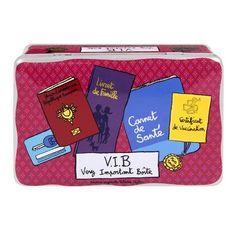 Boîte à documents VIB | Boîte de rangement Derrière la porte - Nylin Valérie