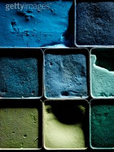 Petrol and blue http://decdesignecasa.blogspot.it/