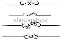 Resultado de imagen para lineas decorativas