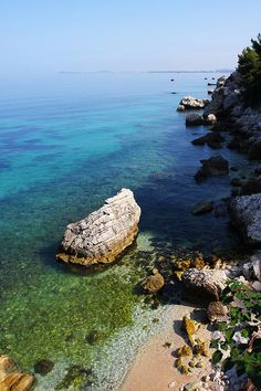 Vlora Beach, Albania. Vlore lies in the southwestern coastal region of Albania, at the southern end of the Adriatic Sea and the northern part the Ionian Sea. The Vlore coastline accounts for about 30% of the entire coast of Albania and in its proximity is located the Albanian Riviera.