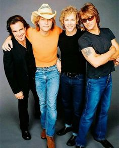 Jon Bon Jovi, Jack Wagner, Crush Love, My First Crush, Music Online, Great Bands, Rock Bands, The Past, Art Gallery