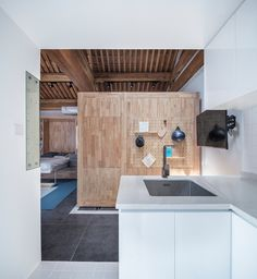 Baitasi House of the Future features moving walls controlled by a smart TV