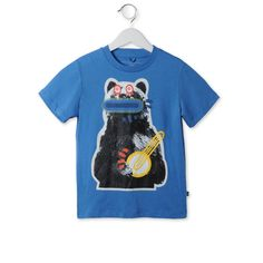 Shop the Arlo Bear T Shirt by Stella Mccartney Kids at the official online store. Discover all product information.