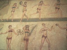 The Evolution of the Bathing Suit