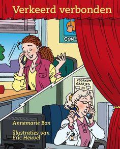 Verkeerd verbonden : theaterleesteksten - Annemarie Bon - plaatsnr. 477.2/027 #Theaterlezen #Voorlezen #Drama
