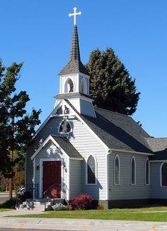 4. St. Luke's Episcopal Church, Weiser, ID