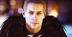 Dragon Age: Inquisition || Commander Hotass.