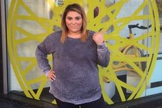 Looking for great curvy girl activewear?  Check out LOLA GETTS.