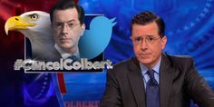 Stephen Colbert responds to Twitter satire controversy with more satire on Twitter <3