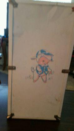 R & B Arranbee Littlest Angel doll trunk wardrobe case | Dolls & Bears, Dolls, By Brand, Company, Character | eBay!