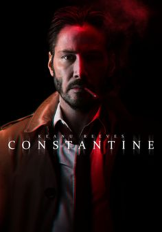 Keanu Reeves Constantine, Keanu Reeves John Wick, John Constantine, Keanu Charles Reeves, Keano Reeves, Keanu Reeves Movies, John Wick Movie, The Devil's Advocate, Comic Book Collection