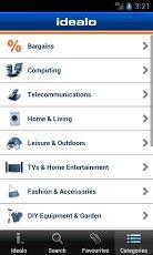 Die App von Deutschlands großem Preisvergleich idealo.de. Vergleichen Sie mit der idealo App Preise für mehr als 90 Millionen  Angebote von über 30.000 Onlineshops. Finden Sie Produkte einfach per Texteingabe oder Barcodescanner.  https://play.google.com/store/apps/details?id=de.idealo.android