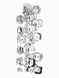 Various Peanuts Printables And Downloads