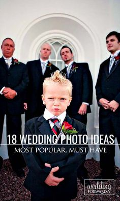 18 Popular Wedding Photo Ideas For Unforgettable Memories  ❤ Your photographer could tell you some well-turned poses and angles, but do not be afraid to steal a couple of wedding photo ideas from other brides. See more: http://www.weddingforward.com/popular-wedding-photo-ideas/ #wedding #bride #weddingphoto #weddingphotos #weddingphotoideas