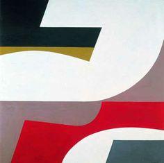 Yiannis Moralis Robert Motherwell, Ecole Art, Concrete Art, Modern Paintings, Art Paintings, Elements Of Art, American Artists, New Art, Mosaic