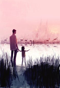 Pascal Campion - Deer Crossing