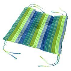 Cushion Source 24 x 20 in. Striped Sunbrella Chair Back Cushion - FUJNE-56001
