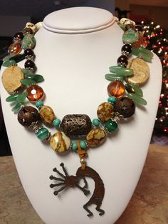 Southwest Necklace / Cowgirl Necklace by CowgirlInspiration, $55.00