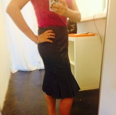 Josey's fabulous new skirt from ShopMieux! It looks great on you, love!