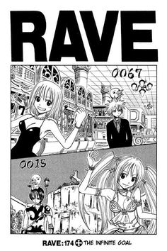 Rave Master 174 Page 4