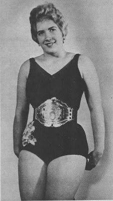 Womens Pro Wrestling: Marie Vagnone - Female Wrestling