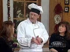 3ABN Vegeterian Cooking Artistic Creations - Chef Mark Anthony