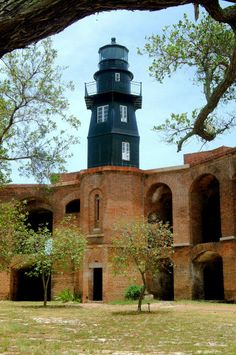Florida Lighthouse Association, Inc. - Garden Key Lighthouse - Accessible by boat only out of Key West