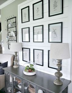 Gorgeous modern farmhouse dining room design ideas (14)