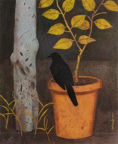 Aakriti Art Gallery. - Ganesh Pyne