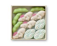 お干菓子 夏の詩|上生菓子・干菓子|たねやのお菓子 | たねや