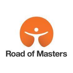 Vår nye logo design til Road of Masters! #logokompaniet #LogoDesign