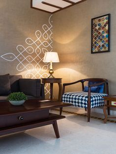Indian Home Design, Indian Home Interior, Indian Interiors, Indian Bedroom Design, India Home Decor, Ethnic Home Decor, Living Room Decor India, Living Room Designs India, Indian Living Rooms