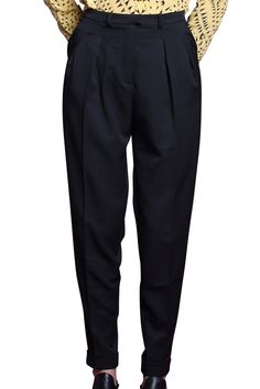 Gabardine Trousers, a fancy must that will dress any outfit up