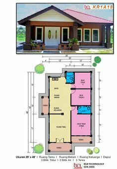 Cottage Plan Dream House Plans Baju Melayu Smallest Future