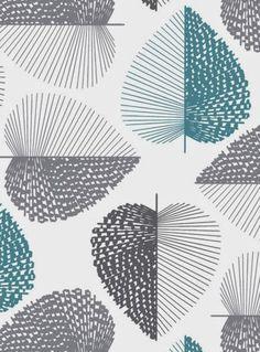 print  pattern blogs the new HABITAT - wallpaper
