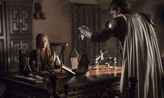 game of thrones season 5 Cersei red viper box