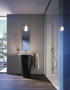 Vanity units | Bathroom furniture | Starck 1 Washbasins | DURAVIT ... Check it out on Architonic