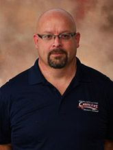 Keith Cooper, head softball coach
